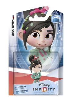 Figurine 'Disney Infinity' - Vanellope: Amazon.fr: Jeux vidéo