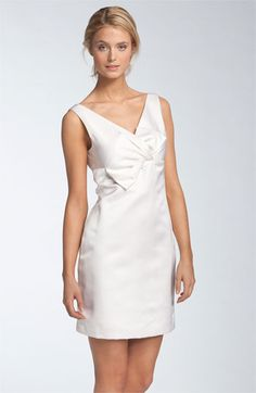 kate spade new york 'silver screen' v-neck sheath dress | Nordstrom