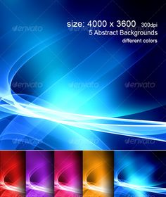 Hi-Res Colorful Background