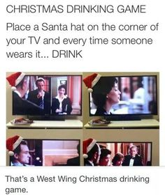 Are you ready for the epic Christmas drinking game?Are you ready for the epic Christmas drinking game? Christmas Drinking Games, Movie Drinking Games, 2 Person Drinking Games, The Office Drinking Game, Friends Drinking Game, Drinking Funny, Funny Shit, Funny Jokes, Funny Stuff