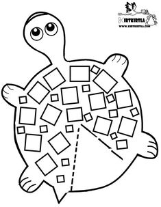 Sun Crafts, Ocean Crafts, Art For Kids, Crafts For Kids, Arts And Crafts, Kindergarten Crafts, Preschool Activities, Turtle Crafts, Classroom Projects