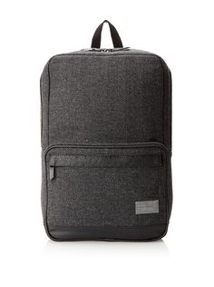 HEX Mens Drake Collection Backpack, Black/Grey at MYHABIT
