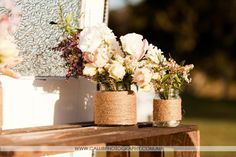 Country Wedding Styling