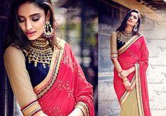 Bollywood Indian Saree Pakistani Designer Traditional Wedding Ethnic Sari 2046…