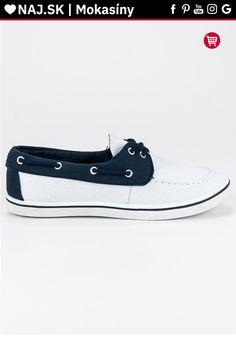 Námornícke mokasíny McKey Sperrys, Boat Shoes, Tommy Hilfiger, Gucci, Fashion, Moda, Fashion Styles, Moccasins