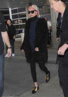 Nicole Richie LAX Airport February 01, 2015
