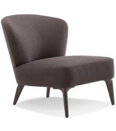 Aston Armchair Without Armrests Minotti - Milia Shop