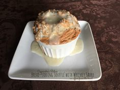 Palace New Orlean's, LA - Bread Pudding Soufflé with Whiskey Sauce ...