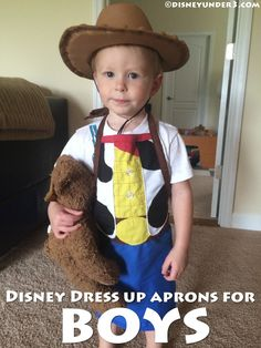 Disney Under 3: Why we traded our Disney dress up costumes for aprons