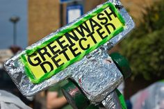 Are you sick of greenwashed cosmetics?