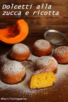 Cooking Pumpkin, Pumpkin Recipes, Sweet Recipes, Cake Recipes, Dessert Recipes, Cooking Time, Easy Cooking, Pumpkin Roll Cake, Ricotta