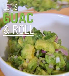 This delicious and simple Chunky Guacamole recipe will quickly become a staple snack in your household.