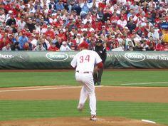 Roy Halladay's no hitter 10-6-10...Phillies!!