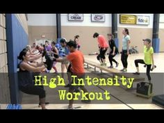 4 Drill Combos - Intense FULL BODY - YouTube