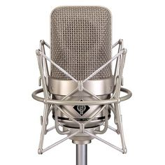 NEUMANN M150 TUBE Microfono Valvulas Omnidireccional. Microfono para grabar la voz.