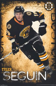 A great poster of Boston Bruins Right Wing Tyler Seguin - Stanley Cup winner and 3-time NHL Hockey All-Star! Fully licensed. Ships fast. 22x34 inches. Need Poster Mounts..? bm9779
