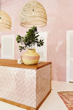 Everything's Coming Up Rose - 15 Rooms That Make The Case For Decorating With Pink - Photos