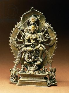 Marichi, the ray of Dawn, Pala period, Eastern India (bronze) Hindu Deities, Hinduism, Indian Gods, Indian Art, Bronze Sculpture, Sculpture Art, Lord Shiva Sketch, Indian Culture And Tradition, Asian Sculptures
