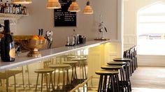 Albert Bar Stool. Chris Martin for Massproductions
