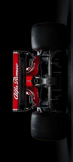 (°!°) 2018 F1 Alfa Romeo Sauber C37