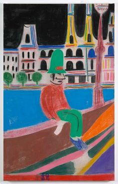 heilbron: Tal R at Art Cologne Painting Inspiration, Art Inspo, Contemporary Art Artists, Collage, Book Drawing, Great Paintings, Museum Of Modern Art, Children's Book Illustration, Figure Painting