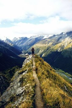 Mount Aspiring National Park Otago, #New Zealand