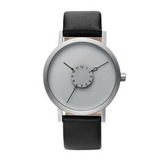 Nadir Steel Watch by Projects Watches Projects