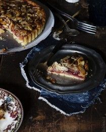 Almond and Raspberry Tart   Bakers Royale