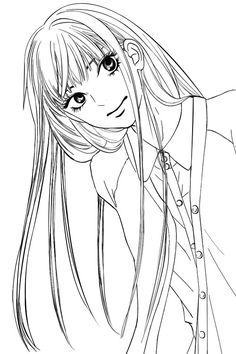 Kimi ni Todoke : Sawako Manga Love, I Love Anime, Manga Girl, Me Me Me Anime, Shojo Manga, Anime Manga, Shoujo, Anime Art, Kokoro Ga Sakebitagatterunda