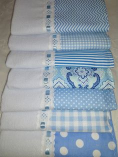 Dish Towel Embroidery, Hand Embroidery Videos, Baby Embroidery, Simple Embroidery, Dish Towels, Tea Towels, Bed Cover Design, Designer Bed Sheets, Baby Crib Sheets