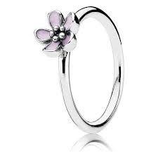 Pandora ring (190879EN40 - $45.00) available at Keswick Jewelers in Arlington Heights, IL 60005 www.keswickjewelers.com
