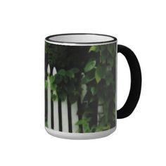 Picket Fence Mug