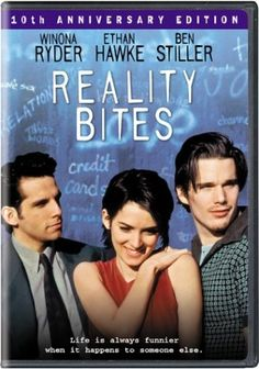 Reality Bites - Garafolo on My Sharona! http://www.whatisthatsong.net/movies/Older%20Movies/realitybites.html