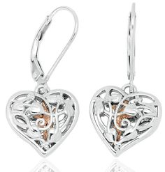 Clogau Earrings Fairy Silver | C W Sellors Fine Jewellery and Luxury Watches