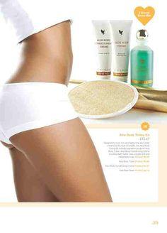Aloe Body  Toning  Kit
