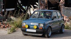 fiat-126p-fl-1 Fiat 126, Car Pictures, Have Fun, Vehicles, Panda, Pandas, Panda Bear, Vehicle, Panda Bears