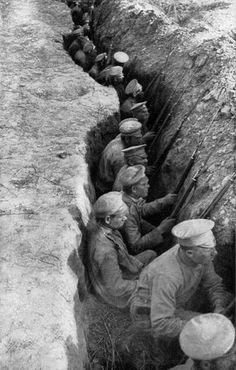 Also known as the war of the trenches with over 16 million deaths and 20 million wounded. one of the most catastrophic wars in history