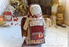 Купить кукла Ангел яркой осени в интернет магазине на Ярмарке Мастеров