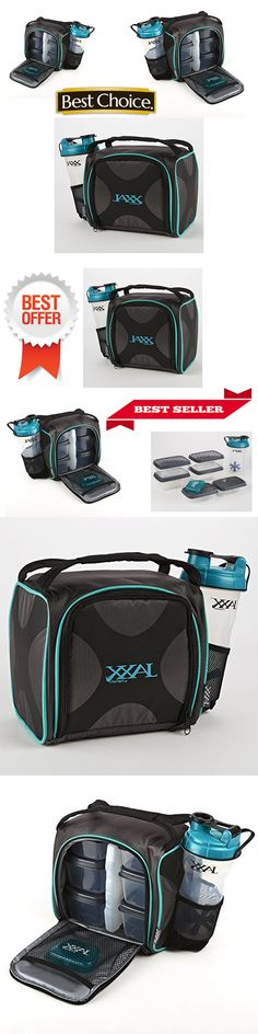 Gym Bags 68816: Bodybuilding Meal Bag Insulated Portion Control Containers Shaker Gym Fitness -> BUY IT NOW ONLY: $48.65 on eBay!