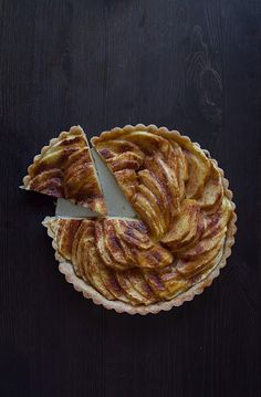 how to bake a perfect apple tart