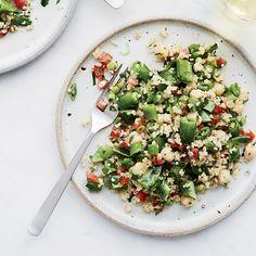 Snap Pea Falafel Salad   Food & Wine
