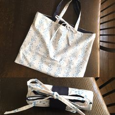 Are you enjoying the summer ?  盛夏  Midsummer eco bag : MAME FUKU handmade素敵な夏の想い出