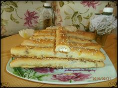 Greek Recipes, New Recipes, Recipies, 90 Second Keto Bread, Cheese Biscuits, Bread Cake, Hot Dog Buns, Finger Foods, Food To Make