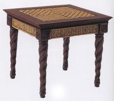 Padmas Plantation Trinidad End Table PP-T111 $586.00