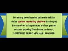 """Power Lead System Pre Launch. THE MOST COMPLETE AND POWERFUL All-In-One Marketing Platform. OUR ALL-INCLUSIVE MARKETING SYSTEM GIVES YOU EVERYTHING YOU NEED TO HELP GROW YOUR BUSINESS...Now in pre-launch: """"A New Twist On 100% Commissions Called 'Accelerated Leverage' Is Launching Soon... Your Income Will Grow Like A Blazing Wildfire!"""": http://www.freebuildalistsystem.com/"""