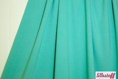 Lillestoff » Sweat mint « // hier erhältlich http://www.lillestoff.com/sweatmint-3072.html