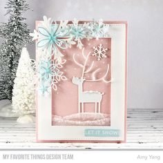 Handcrafted Cards Made With Love: MFT November Release Countdown - Day 1