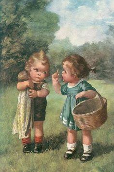 7e4a11e56fac 202 fantastiche immagini su Bambini Vintage nel 2019
