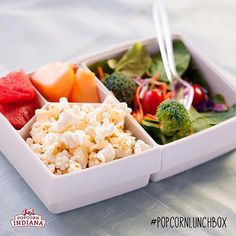 Popcorn, Indiana popcorn is the perfect side in any lunchbox. Snap a pic of your lunch including Popcorn, Indiana popcorn and share on Instagram using the hashtag #PopcornLunchbox. We'll regram our favorites!
