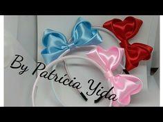 laço Amanda Fita sanding DY By Patricia Yida - YouTube